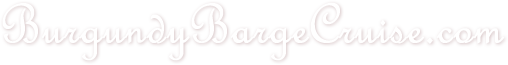Burgundy Barge Cruise logo